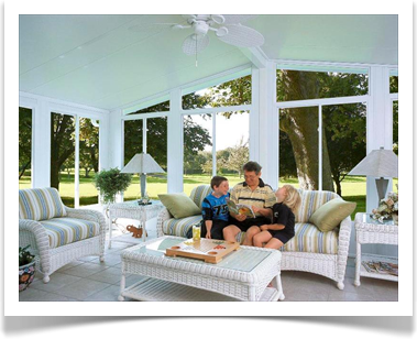 Amazing Joyce Mfg. Co. Produces The Oasis® Sunroom. The Sunrooms Are Available In  Vinyl (Leisure Room® Series) And Aluminum. Vinyl Sunrooms Are Our Main  Seller As ...