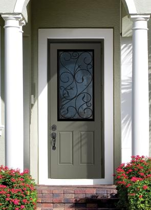 Dodds Modern Living Center Interior Doors Exterior Doors And - Therma tru patio door reviews