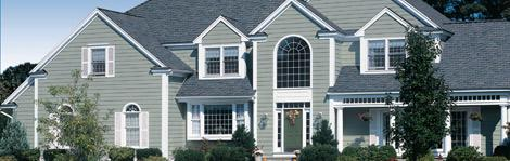 Royal Building Products Is A Highly Durable Vinyl Siding That Exceeds  Industry Impact Standards. It Features A Natural Woodgrain Finish And Comes  In A Range ...